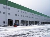 Складской логистический комплекс компании АВС