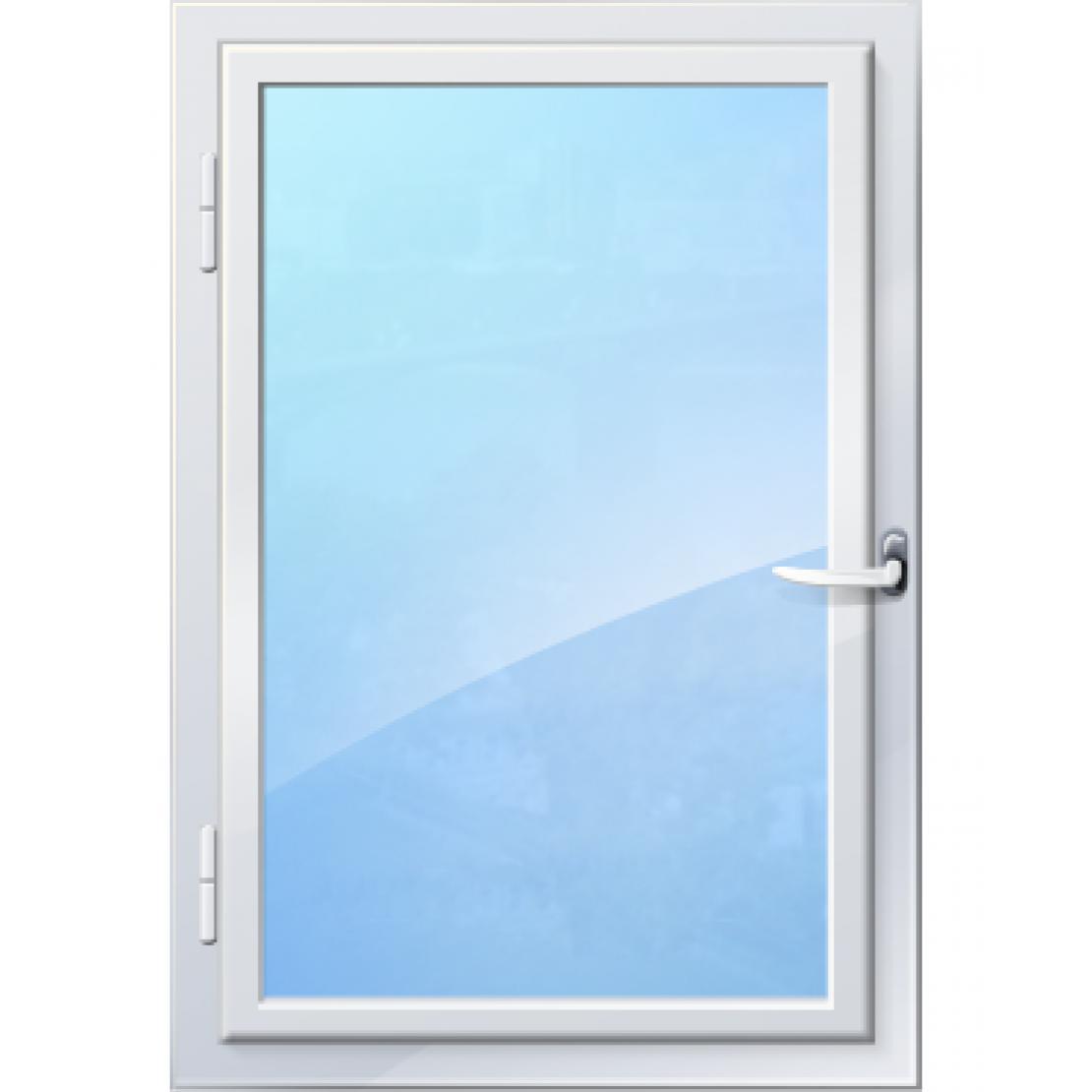 одностворчатое окно фото