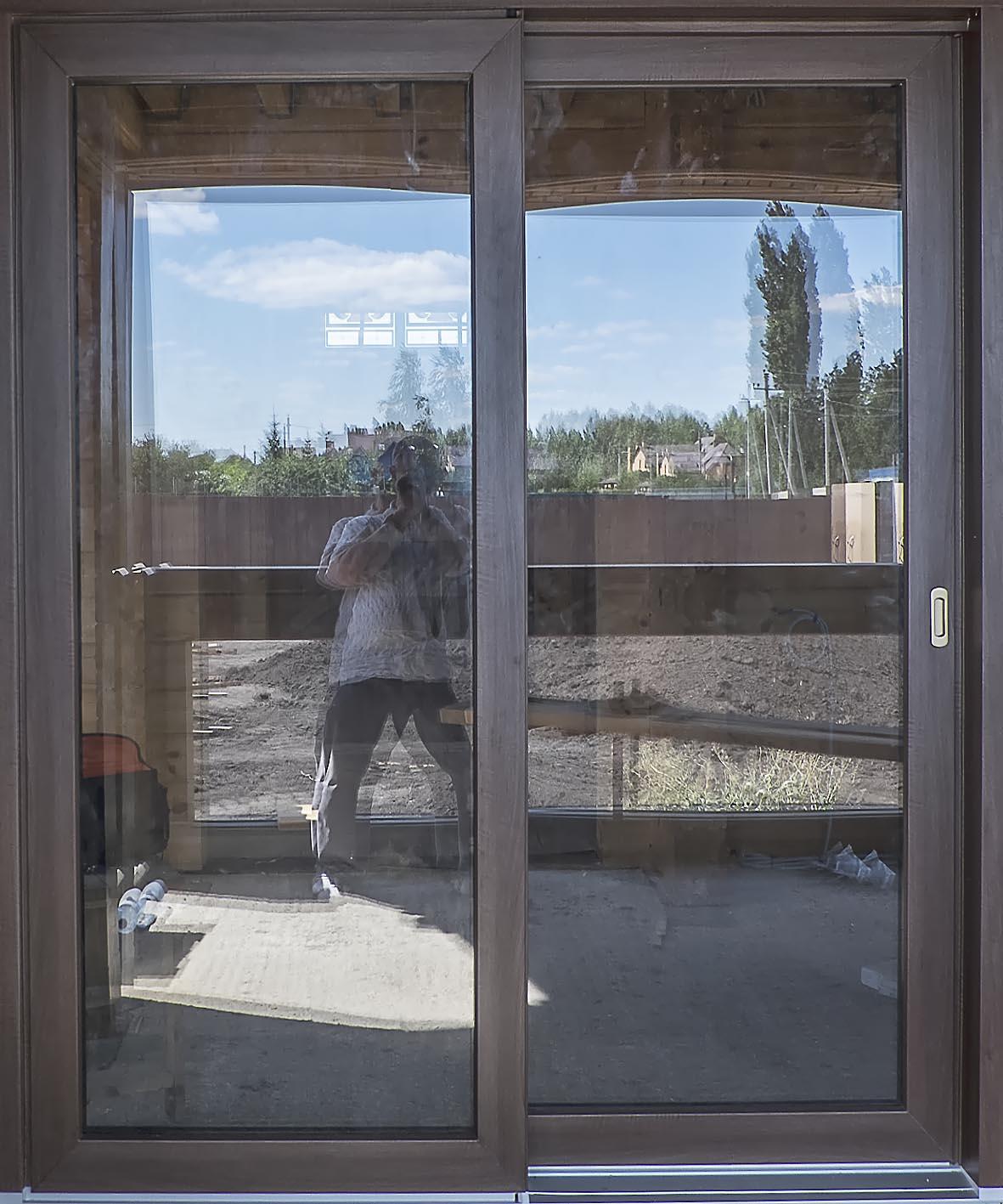 Двери – VEKA SLIDE